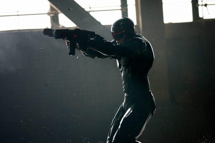 Robocop shooting
